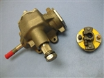 1966 - 1972 Chevelle Manual Steering Gear Box with Rack and Pinion Feel, 16:1 Quick Ratio