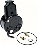 1969 Nova Small Block Power Steering Pump Reservoir and Cap Kit