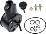 1969 Nova and Chevelle Big Block Power Steering Pump Reservoir and Cap Kit