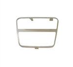 1968 - 1972 Nova Brake and Clutch Pedal Pad Trim, Each