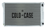 1968 - 1972 Chevelle COLD-CASE LS Swap Aluminum Radiator