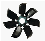 1969 - 1972 Chevelle or Nova Engine Cooling Fan Blade, GM 3947772, Date Coded M