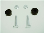 1962 - 1974 Nova Hood Adjustment Bolt and Bumper Set