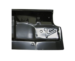 1968 - 1972 Chevelle Floor Pan, Under Rear Seat, RH