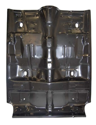 1968 - 1972 Chevelle Floor Pan 1 Piece Full Floor With Braces