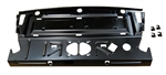 1966 - 1967 Chevelle Rear Window Package Tray Metal Panel
