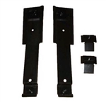 1966 - 1970 Chevelle Bucket Seat Floor Pan Bracket Set
