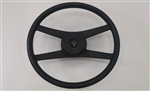 1970 - 1972 Chevelle or Nova 4 Bar Steering Wheel, Used Original GM