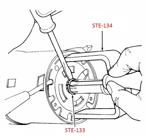 1967 Chevelle Steering Column Diagram