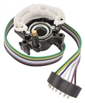 "1964 - 1966 Chevelle Turn Signal Switch (Stamped ""Guide"") (without Tilt Steering Column), Each"