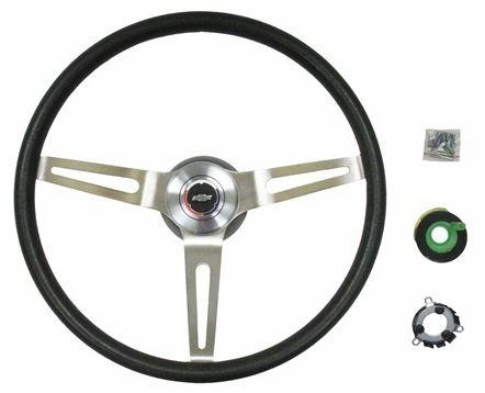 65 Chevelle Walnut Steering Wheel