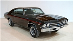 1969 Chevelle Decal Stripe Set, Super Sport
