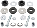 1965 - 1967 Chevelle Radiator Support Bushing Set at Frame, Hardware Included