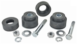 1968 - 1972 Chevelle Radiator Support Bushing Set at Frame, Hardware Included