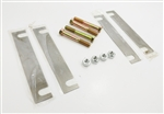 1964 - 1972 Chevelle Rear Sway Bar Shim Kit and Hardware