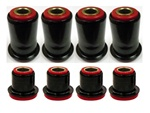 1968 - 1974 Nova Polyurethane Upper and Lower Control Arm Bushing Kit For Stock A-Arms