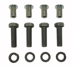 1968 - 1972 Chevelle Automatic Floor Shifter Mounting Bolt Set