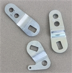 1968 Chevelle / Nova 4-Speed Muncie Transmission Shifter Linkage Lever Set, 3 Piece, Original Style