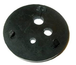 1968 - 1972 Chevelle Firewall Grommet, 3 Holes, With AC