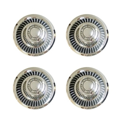 Rally Wheel Center Cap, OE Style, GM Licensed, Set of 4