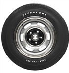 E70-15 FIRESTONE TIRE SPORTS CAR 200 RWL