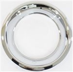 15 X 7 Wheel Trim Ring, Rally Wheel Style Round Smooth Edge, Each