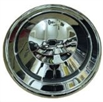 1968 - 1970 Nova Dog Dish Hub Cap (OE Style) (Correct Paint, Fit, and Stamping), Each