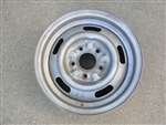 1967 - 1970 Chevelle 14 X 6 XB Coded Chevy Rally Wheel Rim, Each