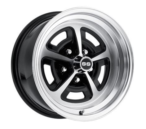 Legendary Magnum 500 Aluminum Alloy Ss Wheel Rim 15 X 8