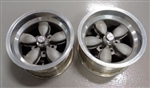 American Racing Wheels, Daisey 200 S Coke Bottles, 15 X 8.5 Vintage Used Pair