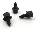 1969 - 1974 Nova Windshield Wiper Switch Mounting Hardware Set, 3 Pieces