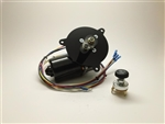1966 - 1967 Chevelle Wiper Motor, 2 Speed With Delay, Replacement