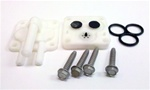 Windshield Washer Pump Repair Kit with White Head