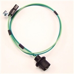 1968 Nova Backup Light Switch Extension Harness, Manual Trans.