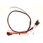 1966 Chevelle Console Harness, Manual Trans. , Used With Console Extension Harness