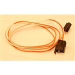 1968 - 1972 Chevelle Console Extension Harness, Manual Trans. , Used With Console Harness