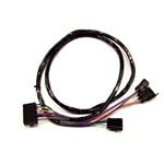 1969 - 1972 Chevelle Console Extension Wiring Harness, Auto Trans, Used With Console Wire Harness