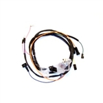 1966 Chevelle Engine Harness, V8, 396 C.I., With Warning Lights,