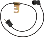 1972 - 1973 Nova Transmission Controlled Spark TCS Jumper Wire Extension Harness for Manual Shifter Models