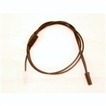 1970 - 1971 Chevelle Horn Wire Extension, Single Horn