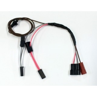 Miraculous 1967 Chevelle Dash Mounted Blinker Tachometer Harness Wiring Cloud Peadfoxcilixyz