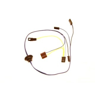 1966 Chevelle Windshield Wiper Motor Wiring Harness For 2 Speed