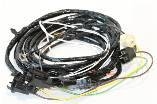 1970 - 1972 Nova Rear Body Taillight Wiring HarnessMuscle Car Central