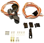 Universal Under Dash Courtesy Light and Door Jam Switch Harness Connection Kit