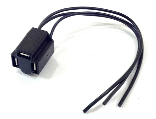 1964 - 1972 Chevelle Front Headlight Wiring Harness Connector Plug,  Pin Electrical Connectors Automotive Wiring Harnesses on automotive wiring harness, automotive electrical junction boxes, automotive harness electrical tape, automotive electrical components,