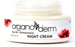 Organoderm Night Cream-4oz.