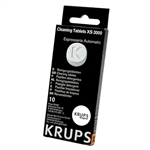 Krups X3000 Espresso Cleaning Tablets