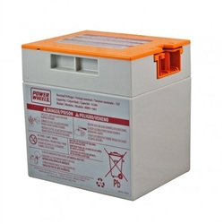 Power Wheels Orange Top 12 Volt Battery