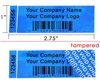 Custom Print Blue LabelogixUSA Label, Custom Print Blue LabelogixUSA Sticker, Custom Print Blue LabelogixUSA Seal,