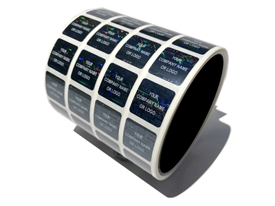 Novavision hologram, Novavision holographic label, novavision holographic security hologram